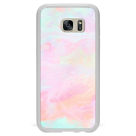 Samsung Galaxy S7 Edge Cases - Neon Vibes