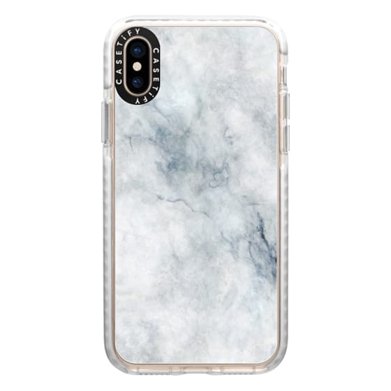 iPhone XS Cases - Blue Marble