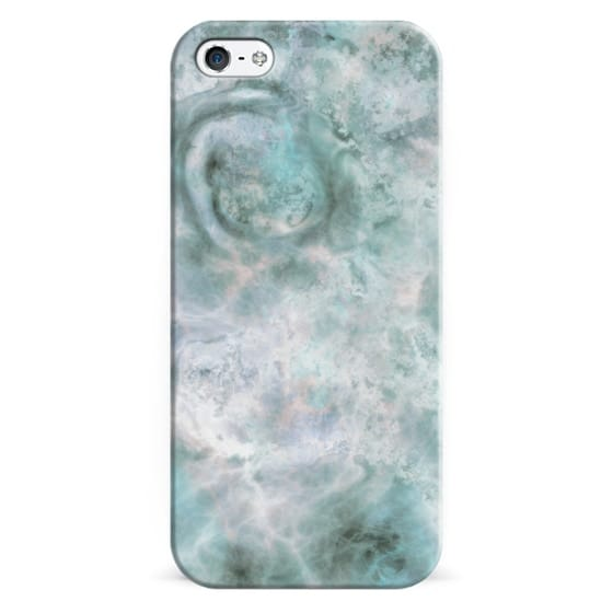 iPhone 5 Cases - Galaxy Marble