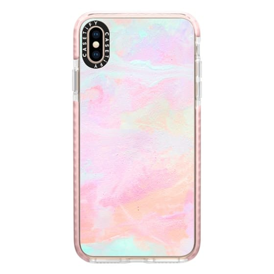 iPhone XS Max Cases - Neon Vibes