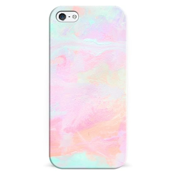 iPhone 5 Cases - Neon Vibes