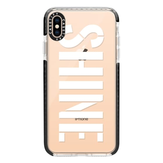 iPhone XS Max Cases - Shine
