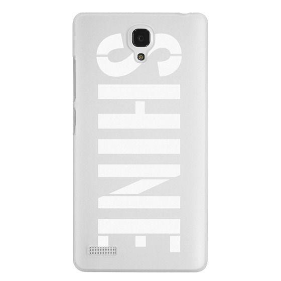 Redmi Note Cases - Shine