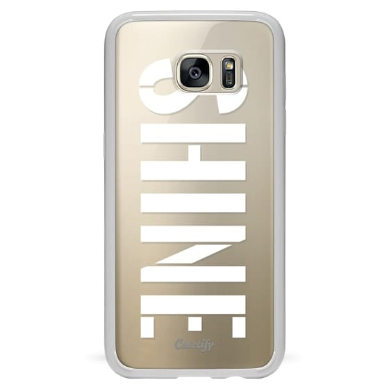 Samsung Galaxy S7 Edge Cases - Shine