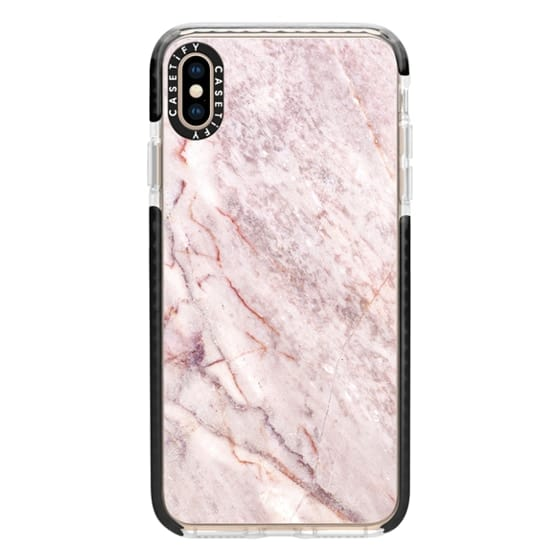 iPhone XS Max Cases - Pink Marble
