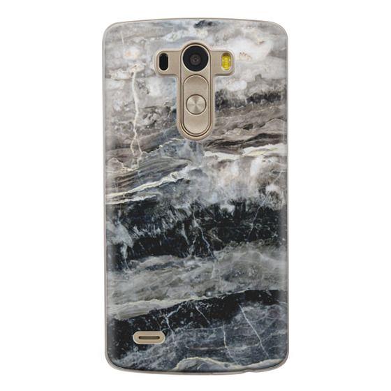 Lg G3 Cases - Onyx Black Marble