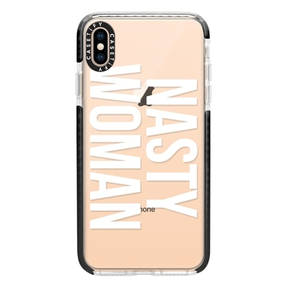 iPhone XS Max Cases - Nasty Woman