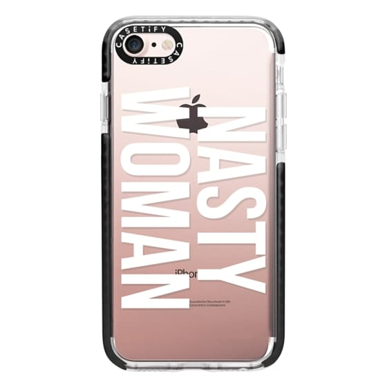 iPhone 7 Cases - Nasty Woman