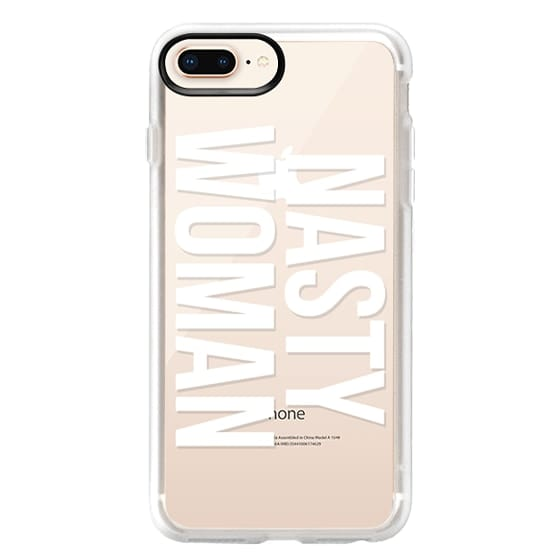 iPhone 8 Plus Cases - Nasty Woman