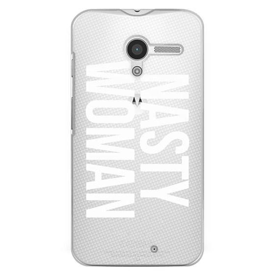 Moto X Cases - Nasty Woman