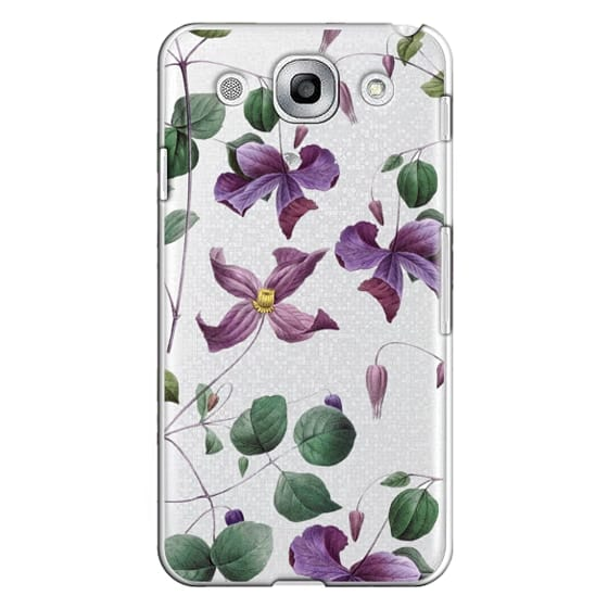Optimus G Pro Cases - Vintage Botanical - Wild Flowers