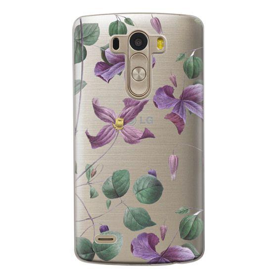 Lg G3 Cases - Vintage Botanical - Wild Flowers