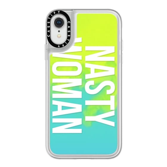 iPhone XR Cases - Nasty Woman