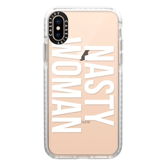 iPhone XS Cases - Nasty Woman