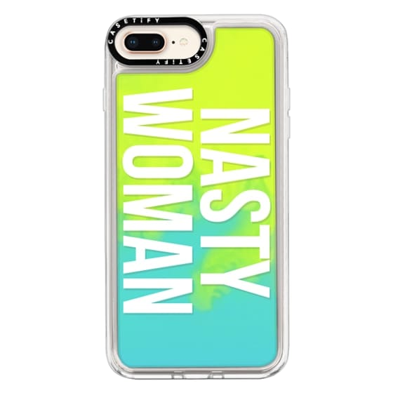 iPhone 8 Plus Cases - Nasty Woman