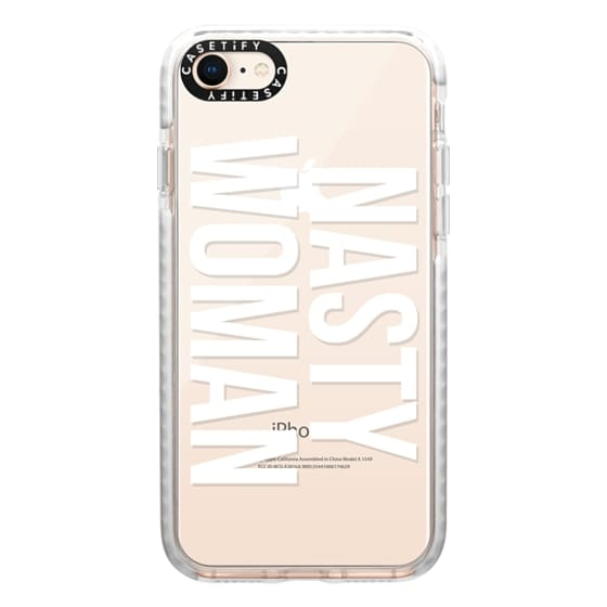 iPhone 8 Cases - Nasty Woman