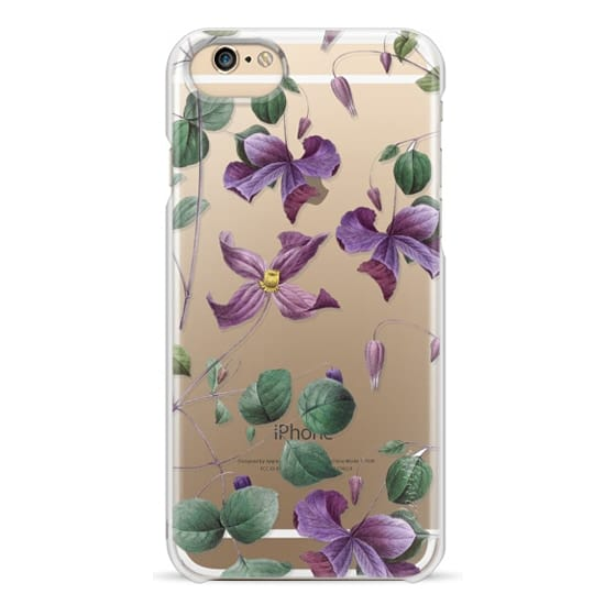 iPhone 6 Cases - Vintage Botanical - Wild Flowers