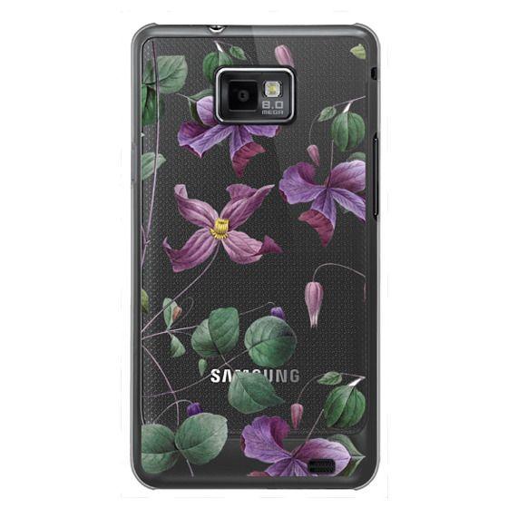 Samsung Galaxy S2 Cases - Vintage Botanical - Wild Flowers