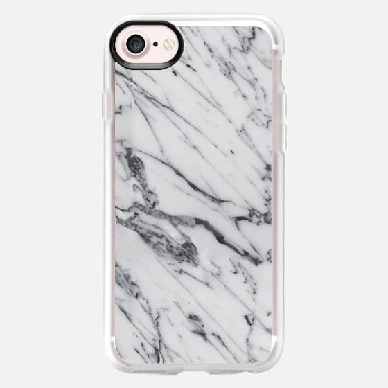 Gray Mistery Marble - Classic Grip Case