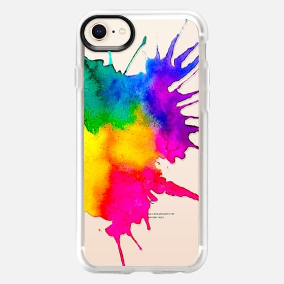 splash of tie dye - Snap Case