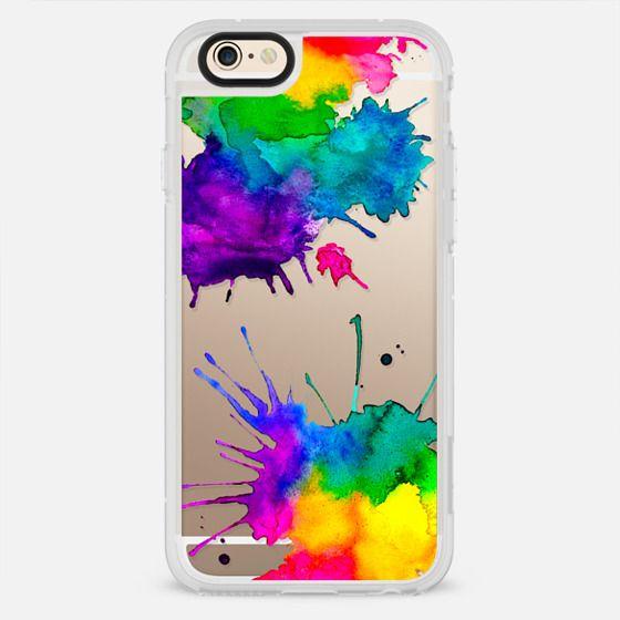 splash of color - New Standard Case