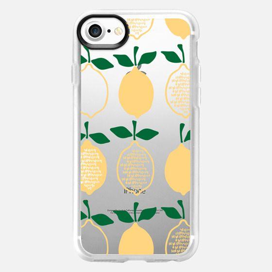 Lemons - Snap Case