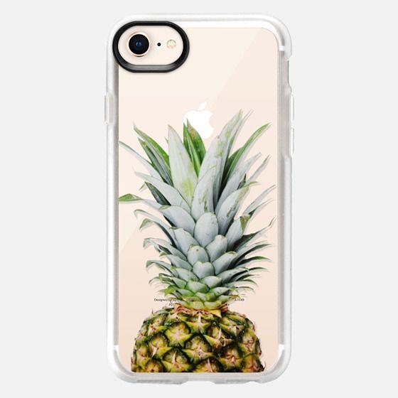 Pineapple Crown - Snap Case