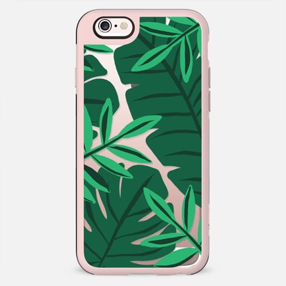 Tropical Leaves - New Standard Case