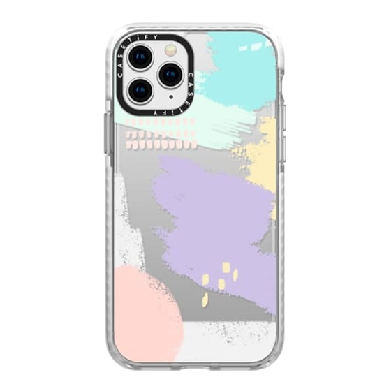 iPhone 11 Pro Cases - Abstract Pastels