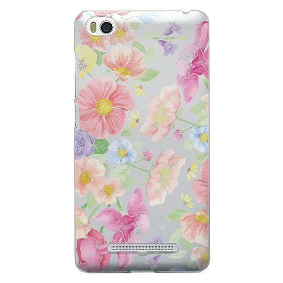 Xiaomi 4i Cases - Pastel Floral Bouquet V3