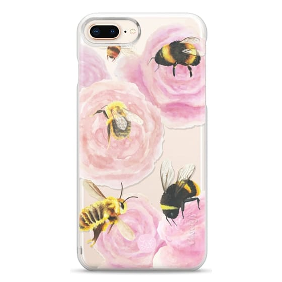 iPhone 8 Plus Cases - Busy Bees