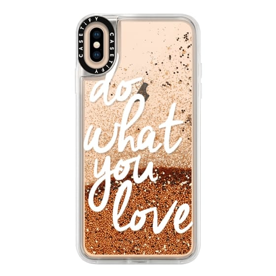 Do What You Love. iPhone 11 case