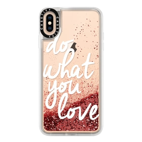 iPhone XS Max Cases - Do What You Love