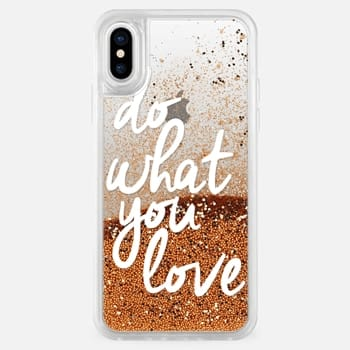 iPhone X ケース Do What You Love
