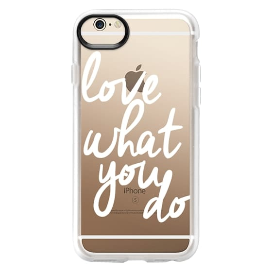 iPhone 6 Cases - Love What You Do