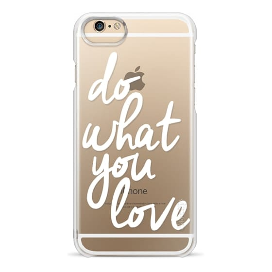 iPhone 4 Cases - Do What You Love