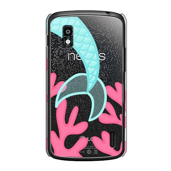 Nexus 4 Cases - Mermaid Tail