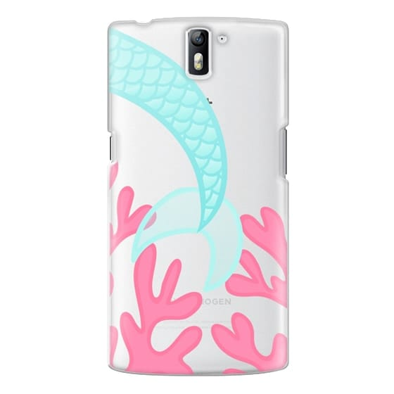 One Plus One Cases - Mermaid Tail