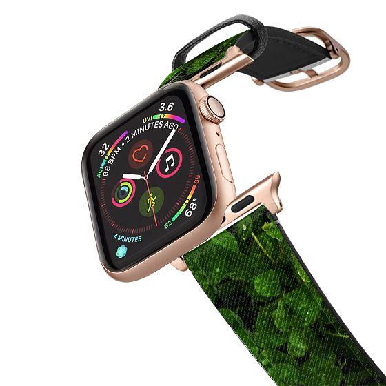 Apple Watch 42mm Bands - Green Clovers
