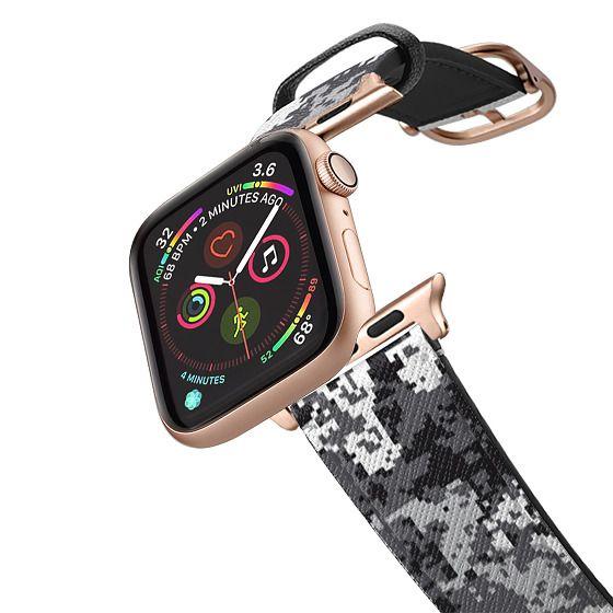 Apple Watch 42mm Bands - DIGITAL URBAN CAMO