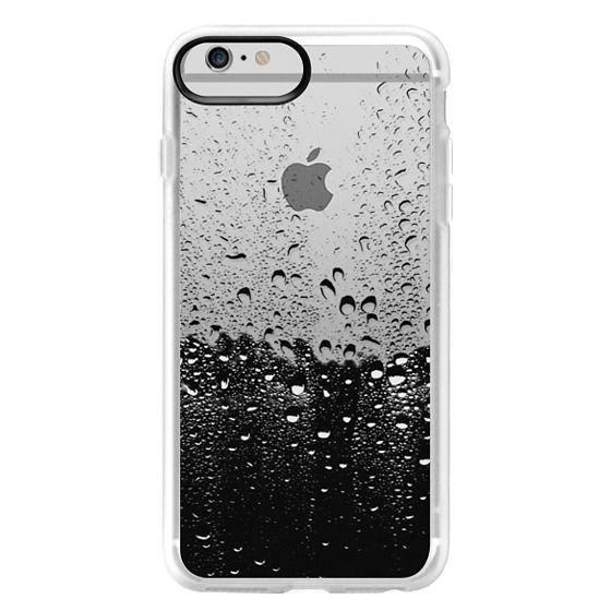 iPhone 6 Plus Cases - Wet Transparent