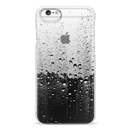 iPhone 6 Cases - Wet Transparent