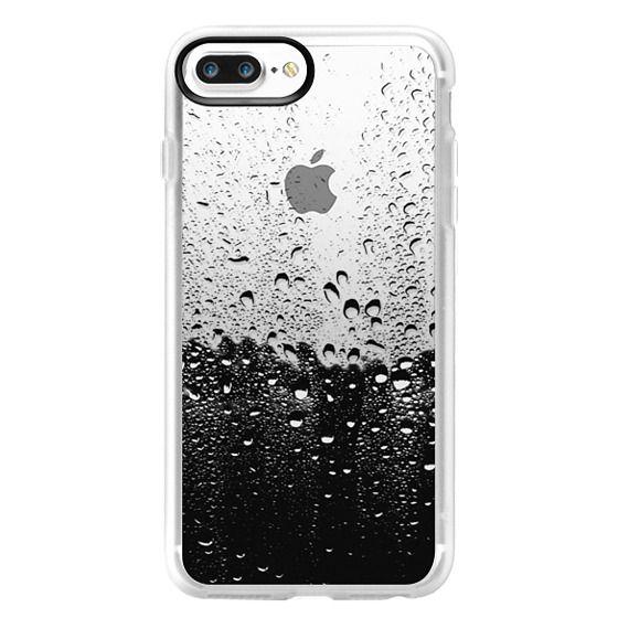 iPhone 7 Plus Cases - Wet Transparent