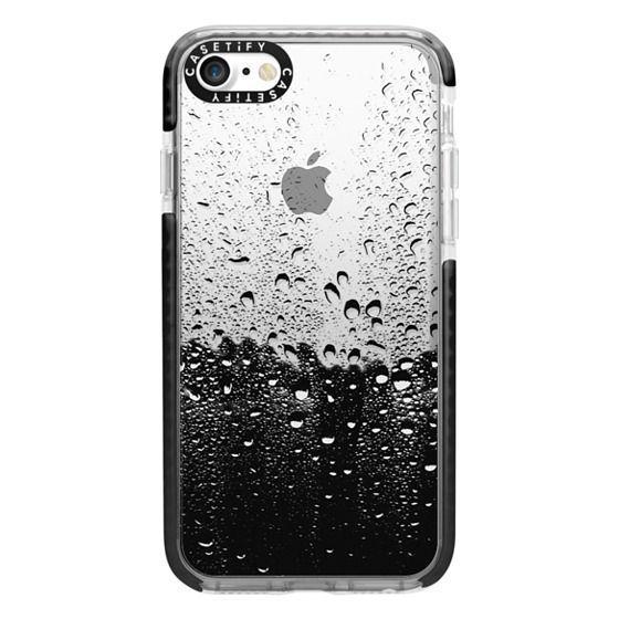 iPhone 7 Cases - Wet Transparent