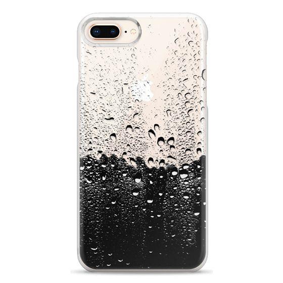iPhone 8 Plus Cases - Wet Transparent
