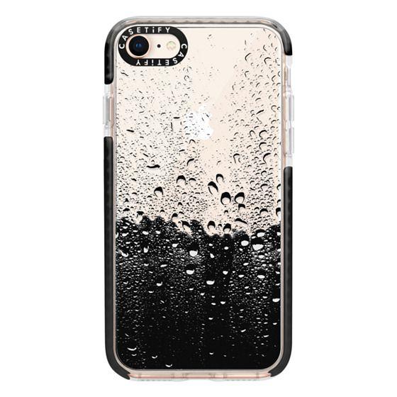 iPhone 8 Cases - Wet Transparent