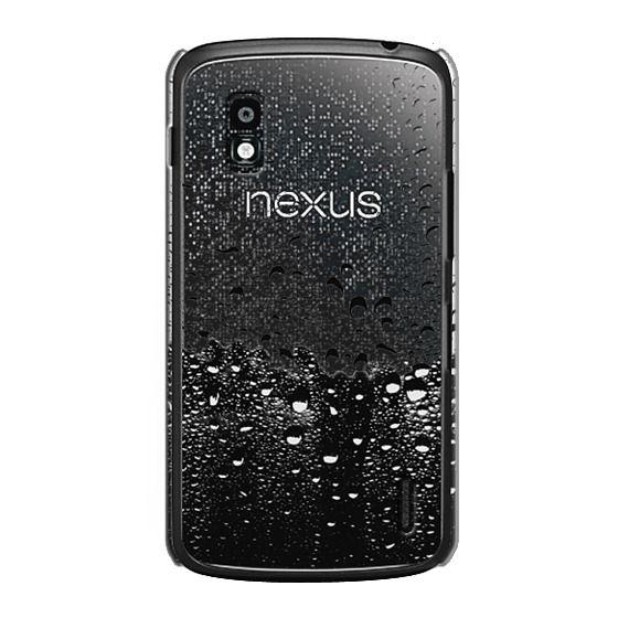 Nexus 4 Cases - Wet Transparent