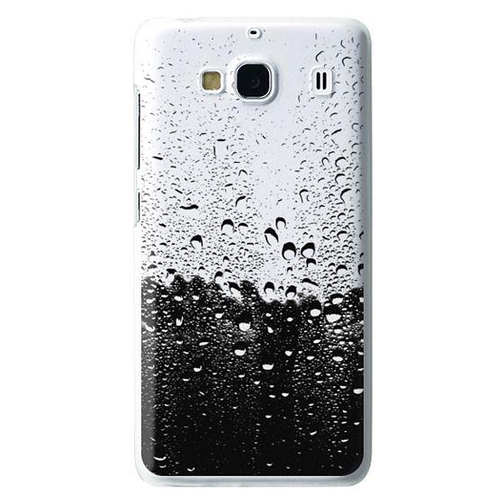 Redmi 2 Cases - Wet Transparent