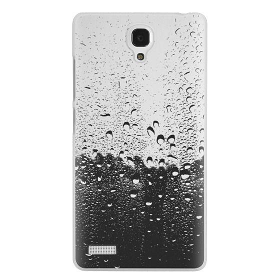 Redmi Note Cases - Wet Transparent