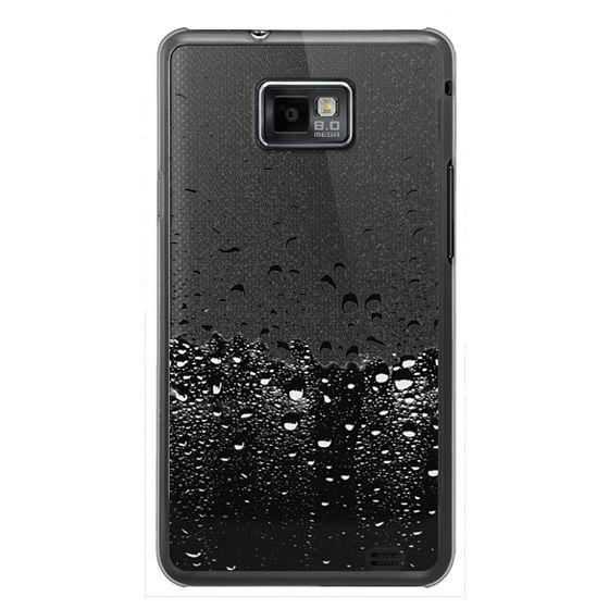 Samsung Galaxy S2 Cases - Wet Transparent